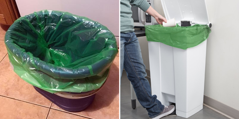 Review of OKKEAI Biodegradable Trash Bags