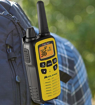 Review of Midland _LXT630VP3 36 Channel FRS Two-Way Radio - Up to 30 Mile Range Walkie Talkie
