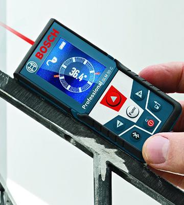 Review of Bosch GLM 50 C Bluetooth Laser Distance Measurer