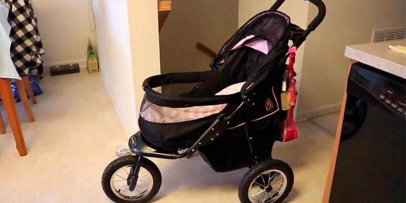 Review of Pet Gear No-Zip NV Pet Stroller
