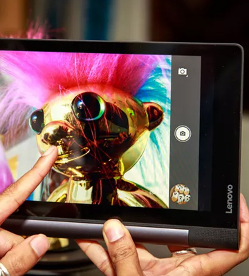 Review of Lenovo Yoga Tab 3 (ZA0H0064US) 10.1 Tablet (Qualcomm APQ8009, 2GB RAM, 16GB ROM)