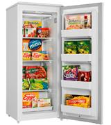 Danby 8.5 Cu.Ft. Upright Freezer, DUFM085A2WDD1
