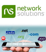 Network Solutions Get the domain name you always wanted.