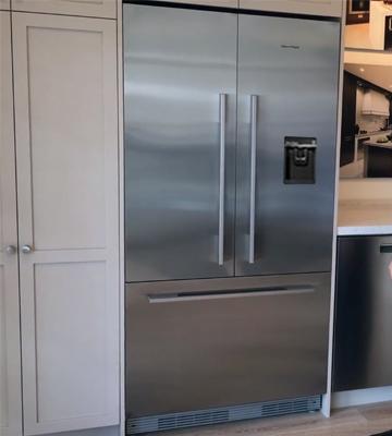 5 Best Counter Depth Refrigerators Reviews Of 2019