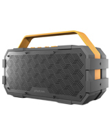 Photive PH-M90 Portable Waterproof Bluetooth Speaker with Built In Subwoofer