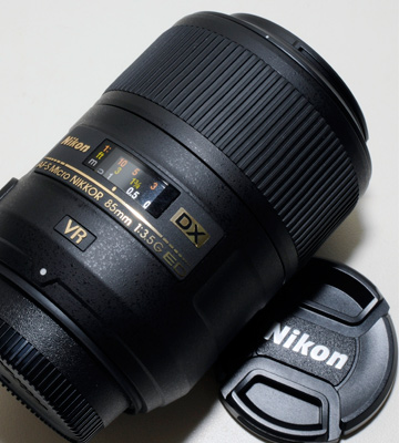 Review of Nikon AF-S DX 85mm f/3.5G ED VR Micro-NIKKOR