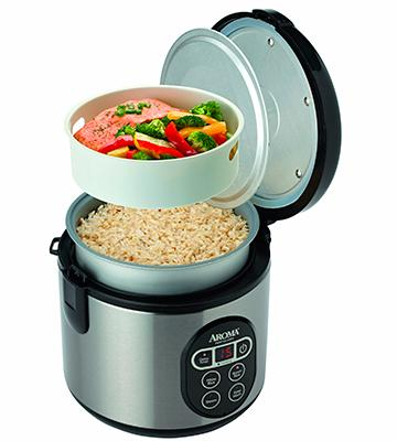 Review of Aroma Housewares ARC-914SBD Digital Rice Cooker