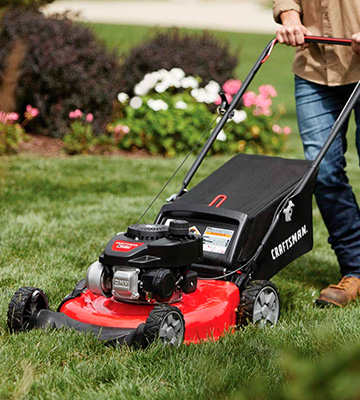 Review of Craftsman M105 140cc 21-Inch 3-in-1 Gas Powered Push Lawn Mower