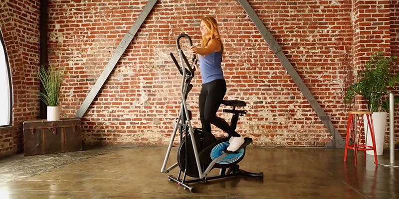 Review of ProGear 400LS Dual Trainer Elliptical & Exercise Bike