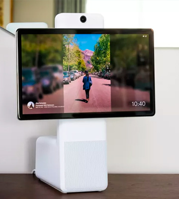 Review of Facebook Portal Plus 15.6 Smart Video Calling