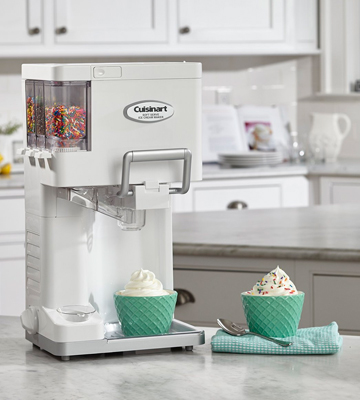Review of Cuisinart ICE-45