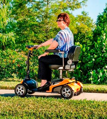 Review of EV Rider RiderXpress Great stability and maneuverability