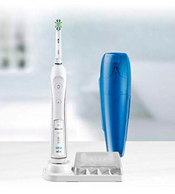 Review of Oral-B Pro 5000 SmartSeries Rechargeable Electric Toothbrush