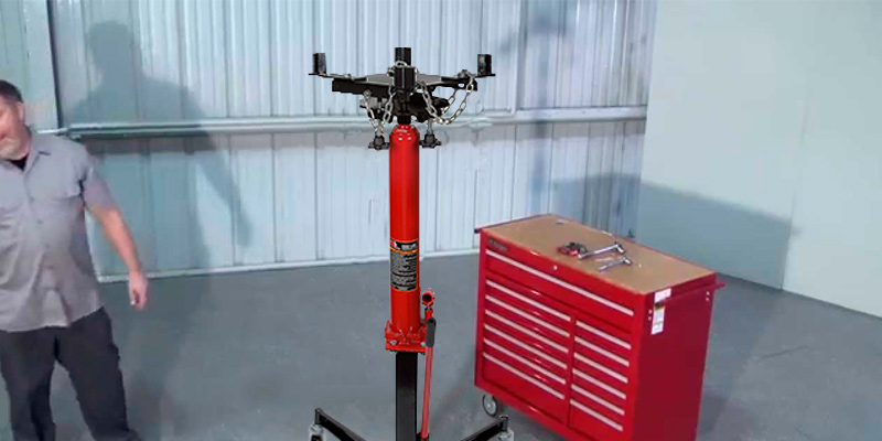 Review of Torin Jack TRA4053 1000 LB Big Red Telescoping Hydraulic Transmission Floor Jack