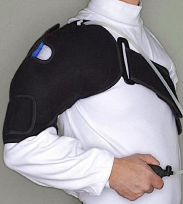 Review of O2 Cold and Compression Shoulder Wrap Brace