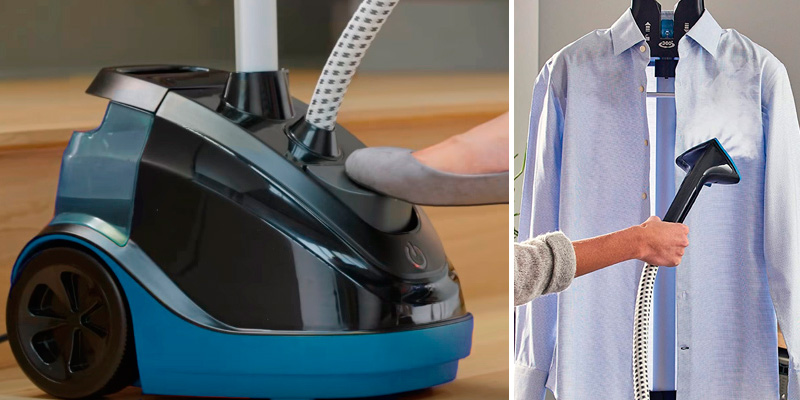 Review of Rowenta IS6520 Master 360 Full Size Garment and Fabric Steamer