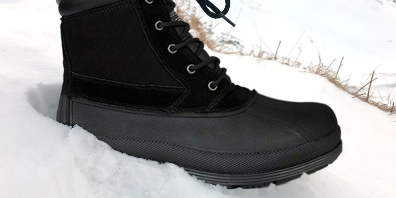 Review of arctiv8 Insulated Waterproof Men's Winter Snow Skii Boots
