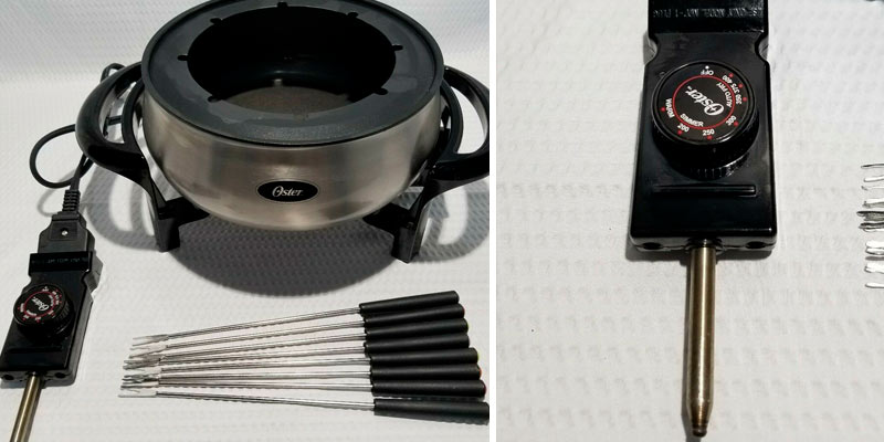 Review of Oster FPSTFN7700-022 Fondue Set