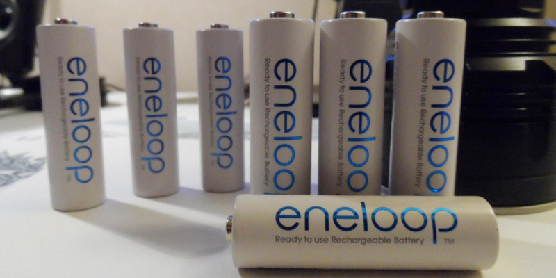 Review of Panasonic Eneloop AA Rechargeable Batteries
