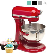 KitchenAid KV25GOXER Professional Stand Mixer