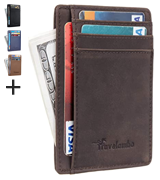 Travelambo Minimalist Pocket Wallet