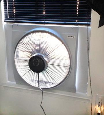 Review of AirKing 9166 Whole House Window Fan