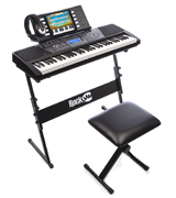 RockJam Compact Digital Keyboard Piano