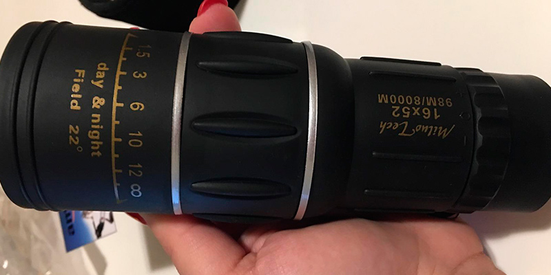 Review of MiluoTech 16x52 Dual Focus Monocular