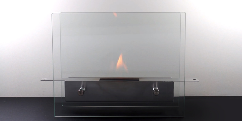 Review of Ignis Products TTF-021 Tabletop Ventless Ethanol Fireplace