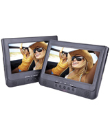 Proscan PDVD1037 Dual Screen