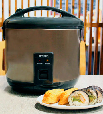 Review of Tiger Corporation JNP-S55U-HU Rice Cooker and Warmer