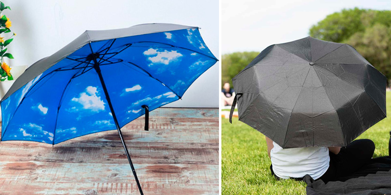 Review of Rain-Mate Compact Travel Windproof Umbrella
