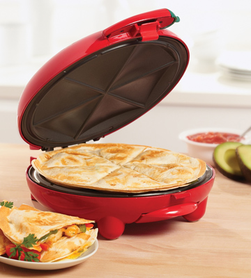 Review of BELLA 13506 Quesadilla Maker