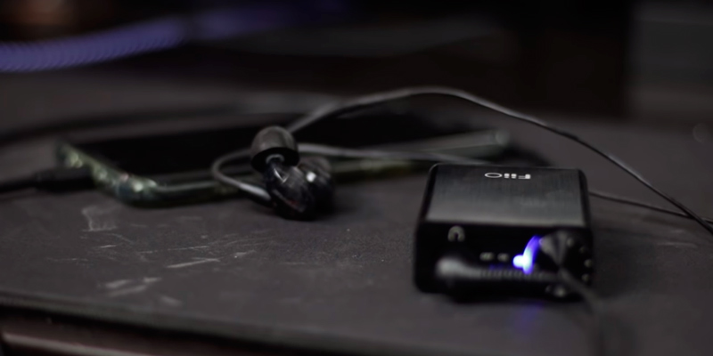 Review of Fiio E10K Portable Headphone Amplifier