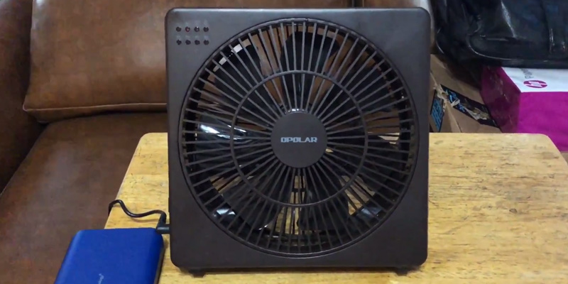 Review of OPOLAR 4335396799 Desktop Personal Cooling Fan