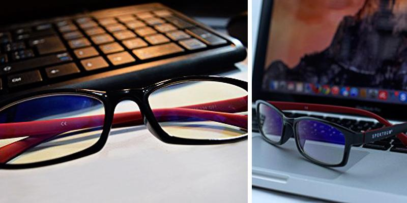 Review of Spektrum Professional Computer Glasses