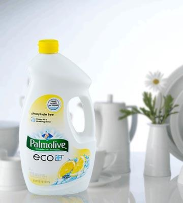 Review of Palmolive Eco Gel Dishwasher Detergent, 45 Ounce