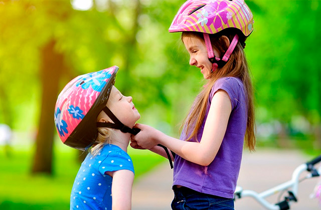 Comparison of Kids Bike Helmets