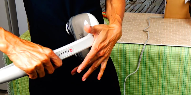 Detailed review of HoMedics HHP-350 Percussion Action Massager