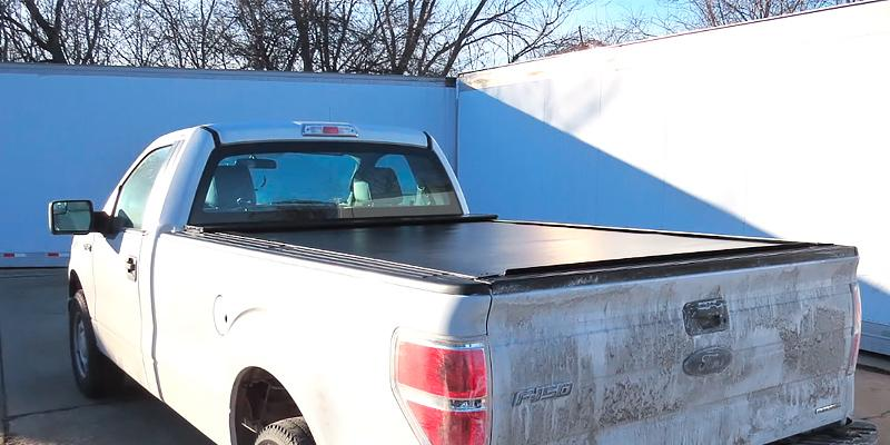 Review of Bak Industries R15120 RollBAK Hard Retractable Truck Bed Cover
