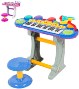 Best Choice Products Kids Electronic Keyboard with Microphone
