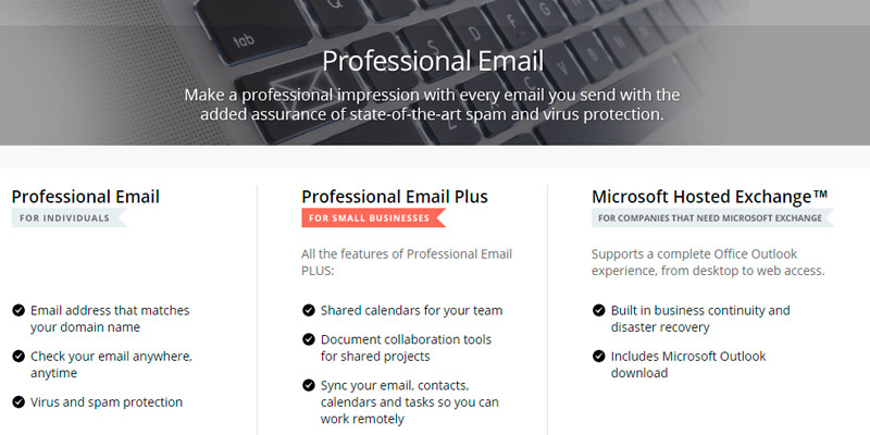 Review of Network Solutions Professional Email
