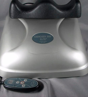 Review of Exerciser Elite Passive Motion Circulation Chi Machine