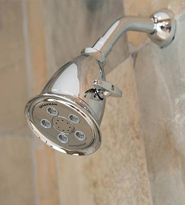 review of speakman s2005hb adjustable shower head