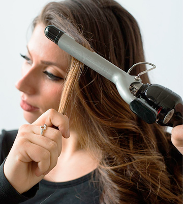 Review of Revlon Perfect Heat 1inch Curling Iron