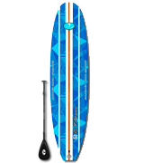 Keeper Sports California Board Company Stand up Paddle Board