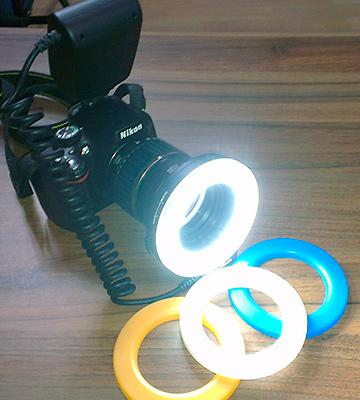 Review of Polaroid 48 Macro LED Ring Flash