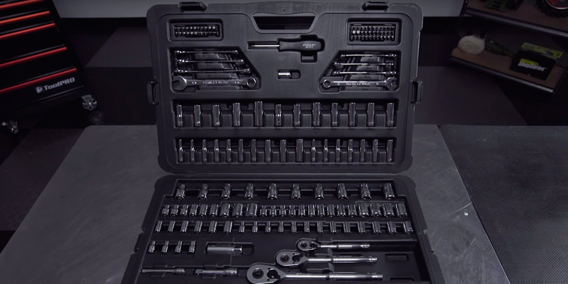 Review of Stanley STMT71654 201 Piece Mechanics Tool Set