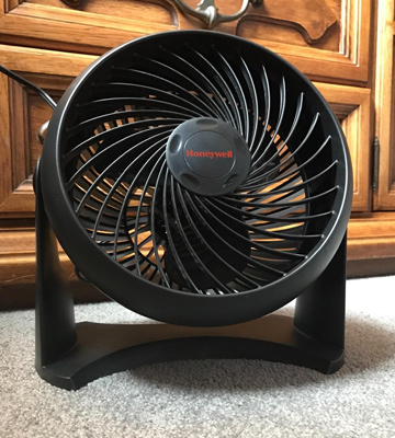 Review of Honeywell HT-908 Turbo Force Room Air Circulator Fan, 15 Inch