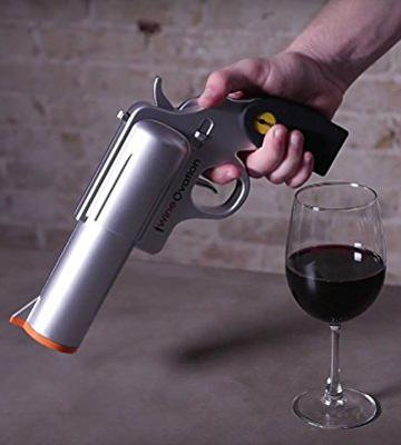 Review of WineOvation WNO-01 Electric Wine Opener Gun